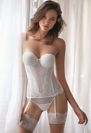 Lingerie collection Christelle Selmark