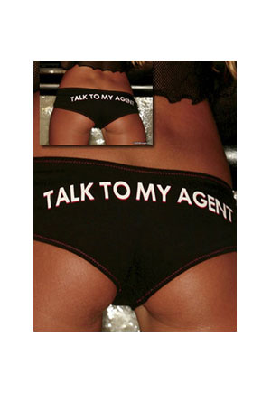 Talk to my agent Hustler