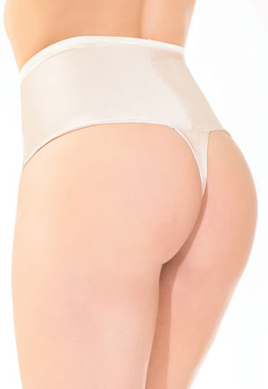 Tanga chair gainant Taille Haute