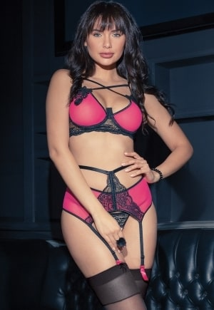 Lingerie collection Coquette 2018 printemps