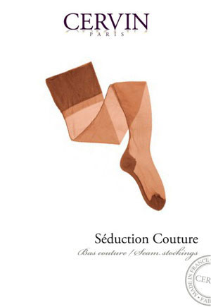 Bas voile Séduction Couture TAN CERVIN