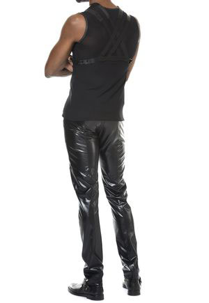Leggings vinyl Richard Catanzaro